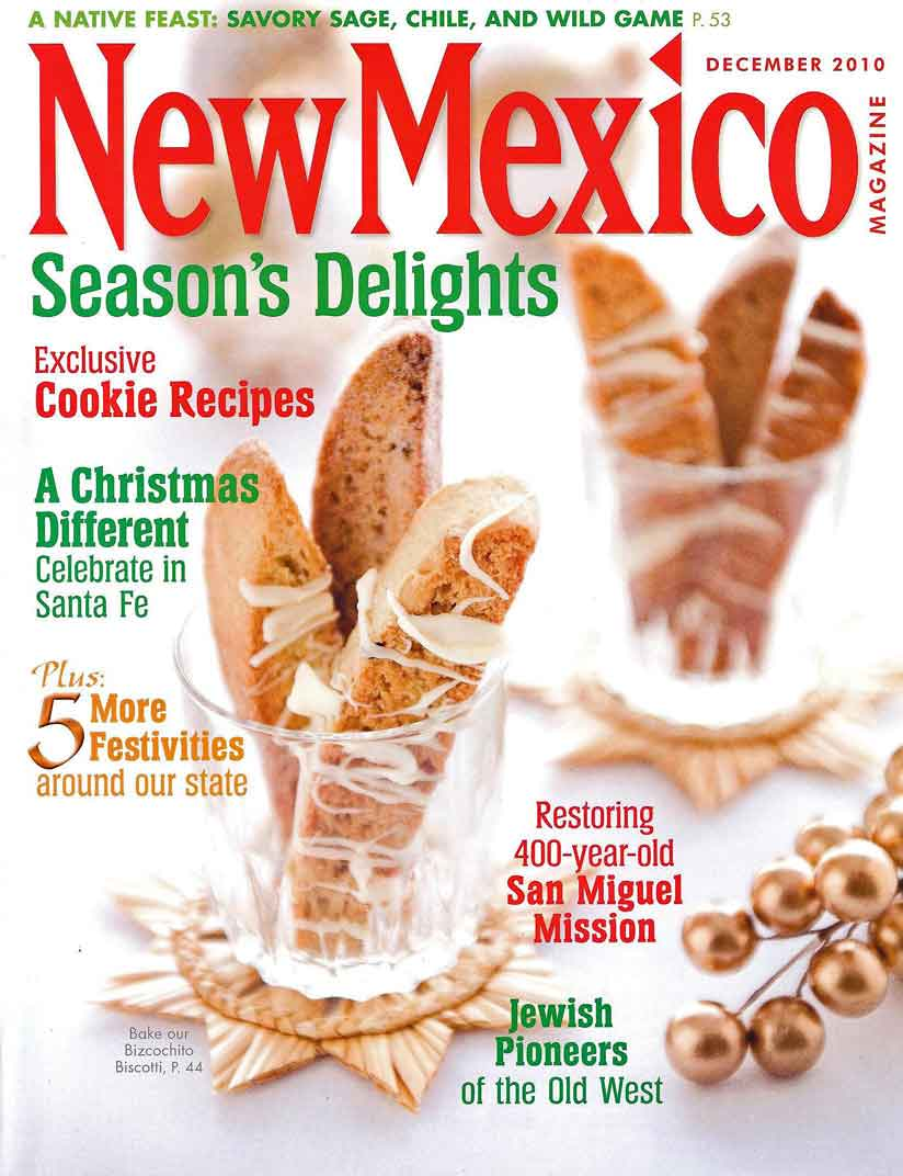 New Mexico Magazine Dec
